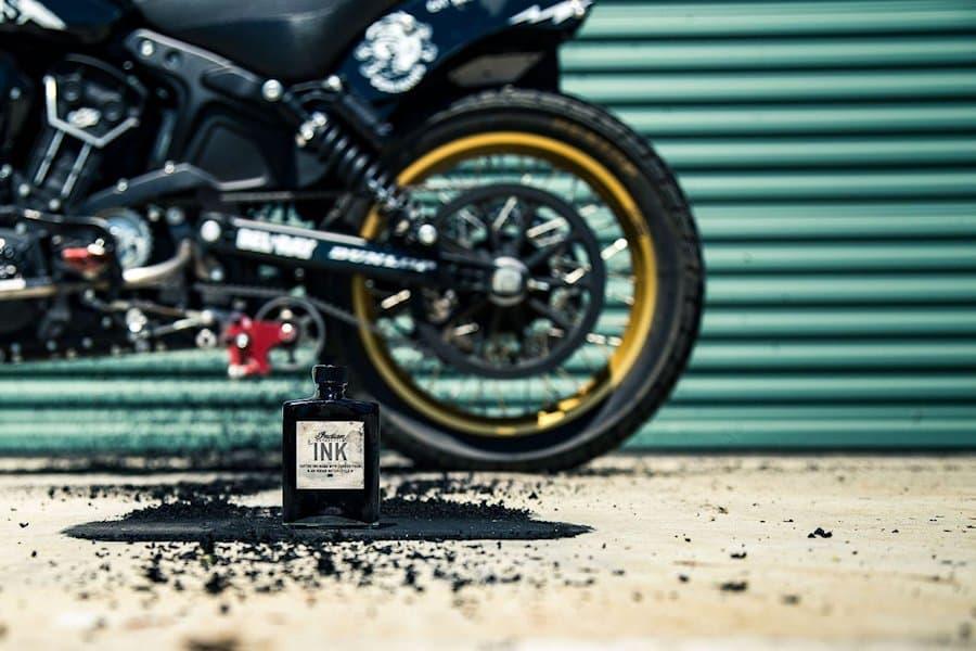 Bote de tinta Indian Motorcycle Ink