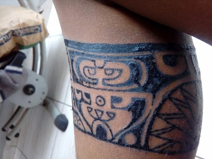 Pérdida De Tinta En Tatuaje Recién Hecho Es Normal Zonatattoos