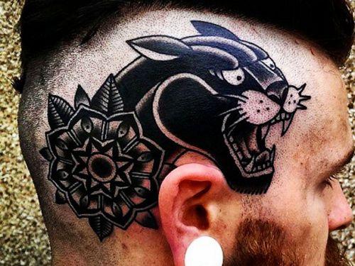 Tatuaje En La Cabeza Pros Y Contras Zonatattoos
