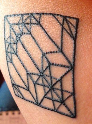 cicatrizar un tatuaje