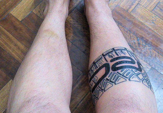 Pierna Hinchada Tras Tatuaje Zonatattoos