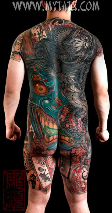 Tatuadores Estilo Japones En Europa Zonatattoos