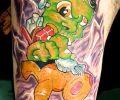 Tatuaje de maxxifta