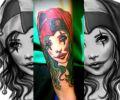 Tatuaje de street41