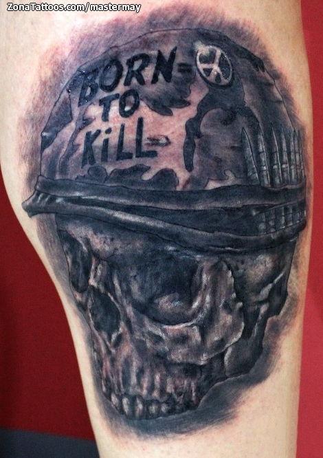 Tatuaje de mastermay