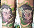 Tatuaje de YisusJap