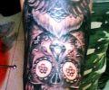 Tatuaje de bunkertattoo