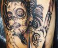 Tatuaje de jefritattoo