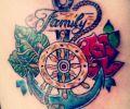 Tatuaje de liniumtattoo