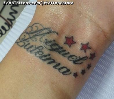 Tatuajes Con Nombre En La Mueca Elegant Gallery Of Top Tatuajes
