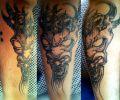 Tatuaje de SkullTat