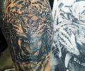 Tatuaje de Chaosoftattoo