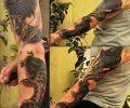 Tatuaje de walter73