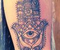 Tatuaje de Zinnia