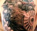 Tatuaje de rastas