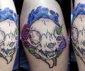 Tatuaje de IrisTB