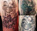 Tatuaje de ELTOROTATTOO