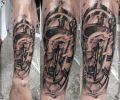 Tatuaje de GREDATATTOO
