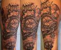 Tatuaje de almiyatattoo
