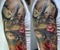 Tatuaje de Dracones