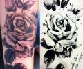 Tatuaje de marulabm