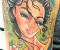 Tatuaje de addiction