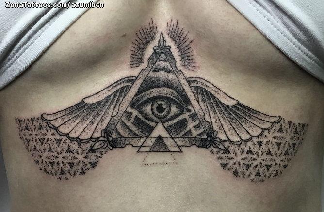 Tatuajes Y Disenos Con Simbolos Illuminati