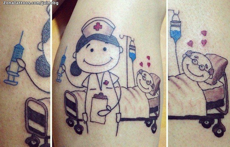 Tats enfermera