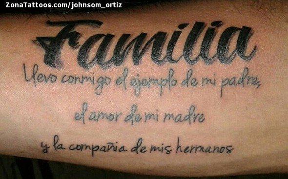 Frases Tattoos Familia Nemetasaufgegabeltinfo