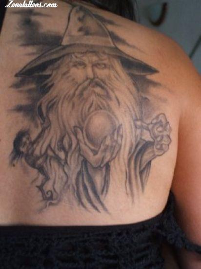 Tatuaje de Xana