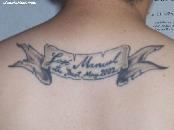 Tatuajes de pergaminos - Imagui