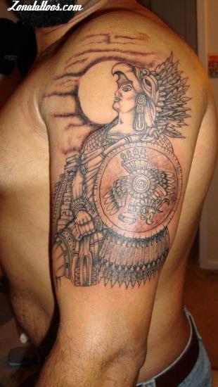 Tatuaje de echoker