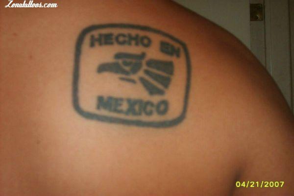 Tattoo Of Mexico