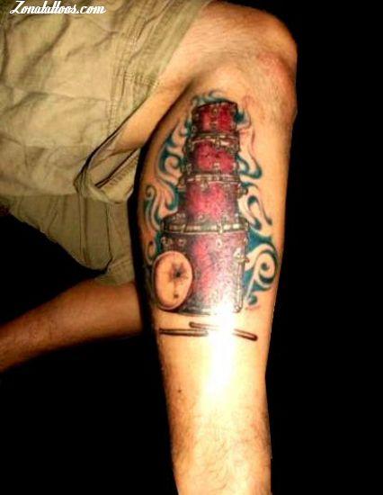 Tatuajes Musica 11 Tatuajes De Música Que Todo Amante De Este Arte