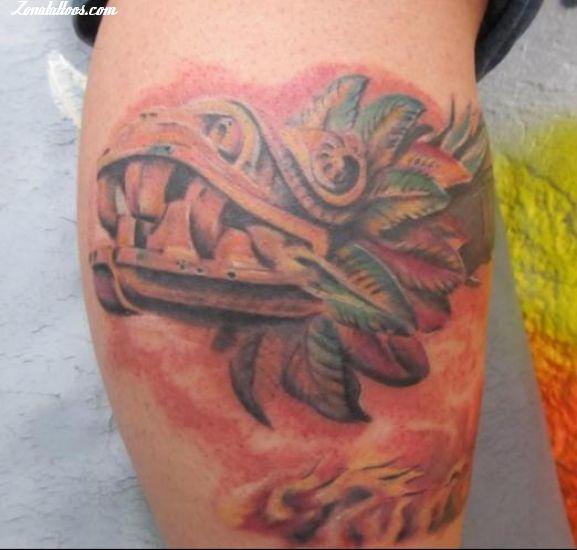 Tatuaje De Ehg79 Zonatattooscom Comunidad De Amantes Del Tatuaje