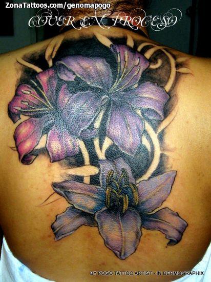 Flores Disenos De Arabescos Para Tatuajes Cuerpo Y Arte On Pinterest
