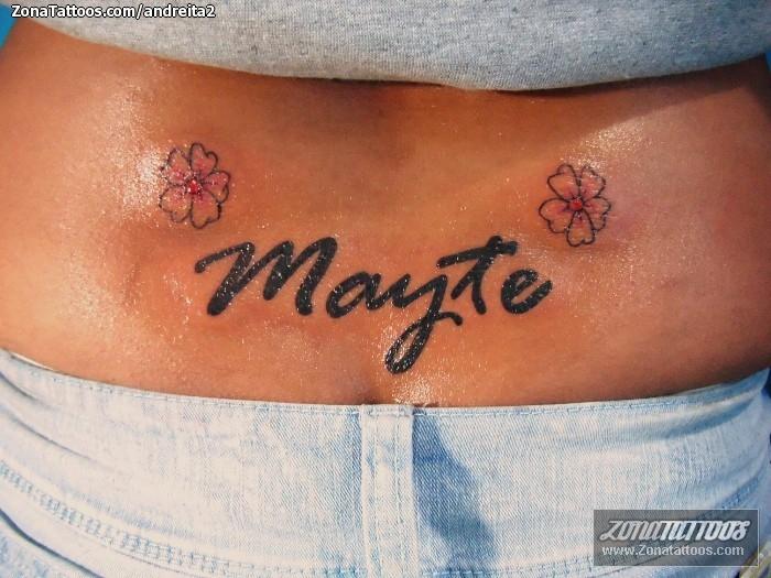 Tatuaje Letras