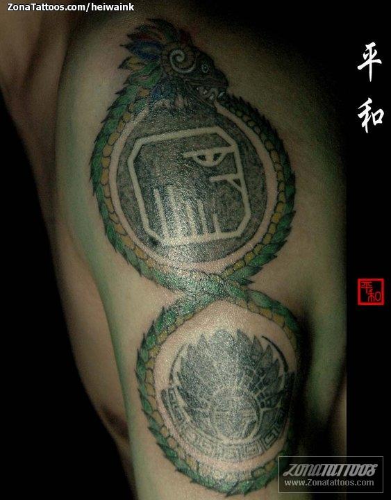 Tatuaje de HeiwaInk