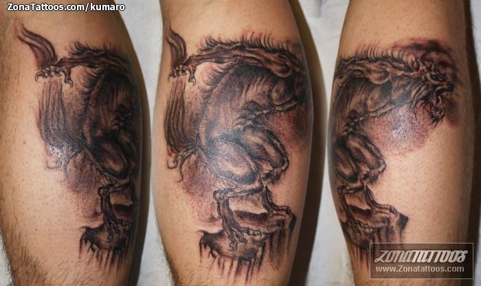 Tattoo hombre lobo - Imagui