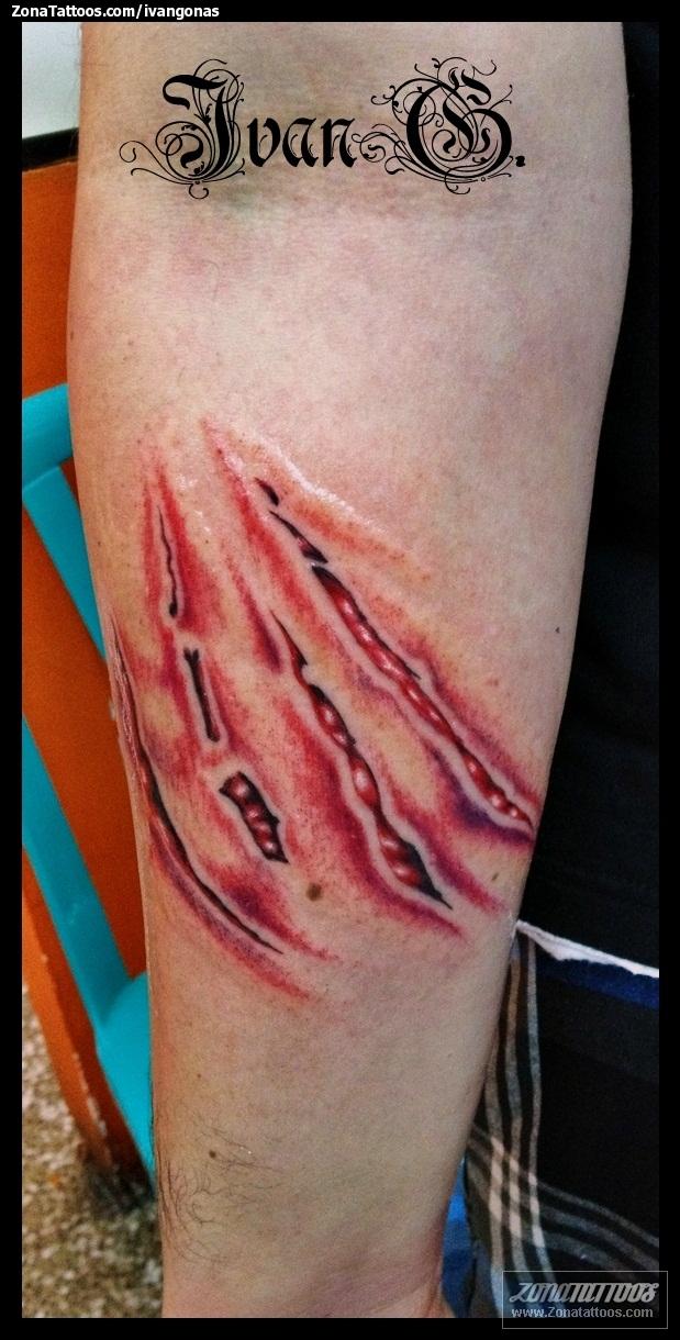 Tatuaje Grietas