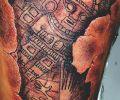 Tatuaje de sarcofagotatto