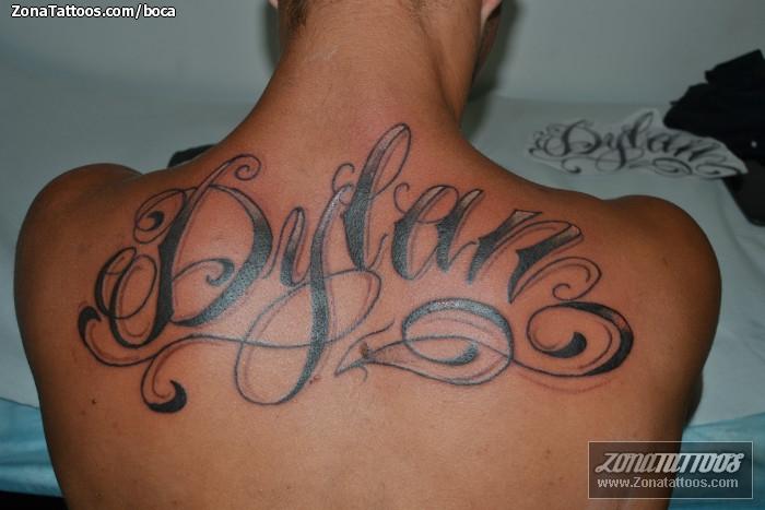 92 Pin Nombre Dylan En Letras Goticas Tatuajes Fotos