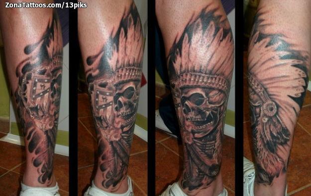 Mas De 3000 Tatuajes De Calaveras O Craneos Disenos Y Tatuajes