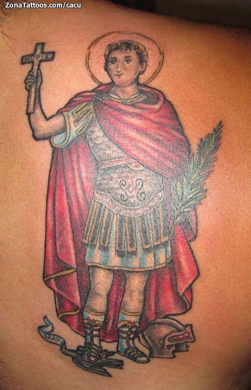 Tatuaje de cacu