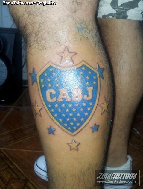 Tattoo Of Badges