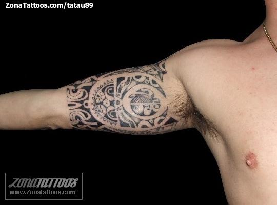 Pin Plantillas Tatuajes Brazaletes Maories Hawaii