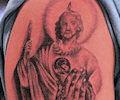 Tatuaje de turboink