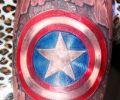 Tatuaje de gatotattoo