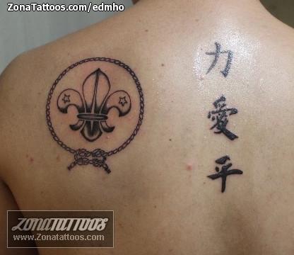 Fleur De Lis Tattoo Fleur De Lis Tatuaje Flor De Lis Tatuajes