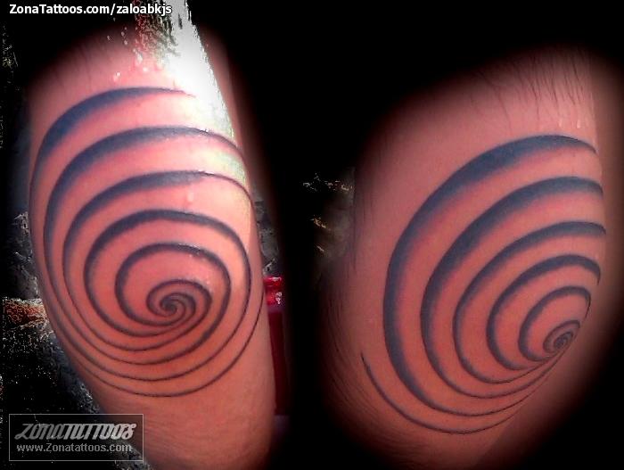 Tatuajes De Espirales Fotos Dibujos Y Tattoos Picture